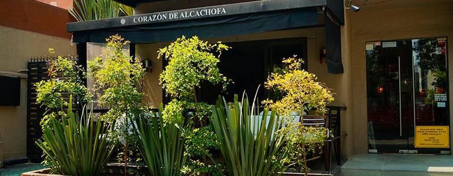 Corazón de Alcachofa Polanco
