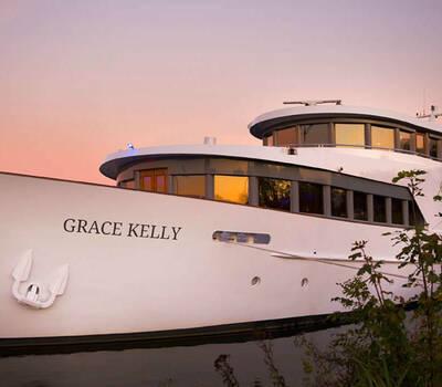 Partyschip Grace Kelly