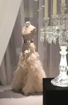 Diamonds Royal Events - Robe de Mariée - Styliste Danilo Fedrighi - Paris