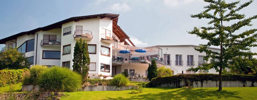 Beispiel: Außenansicht, Foto: Hotel Sättele.