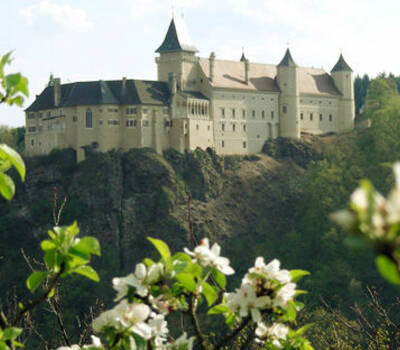 Beispiel: Schlossgasthof Rosenburg, Foto: Schlossgasthof Rosenburg.