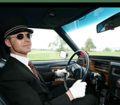 Beispiel: Chauffeur-Service, Foto: FUNCAB.