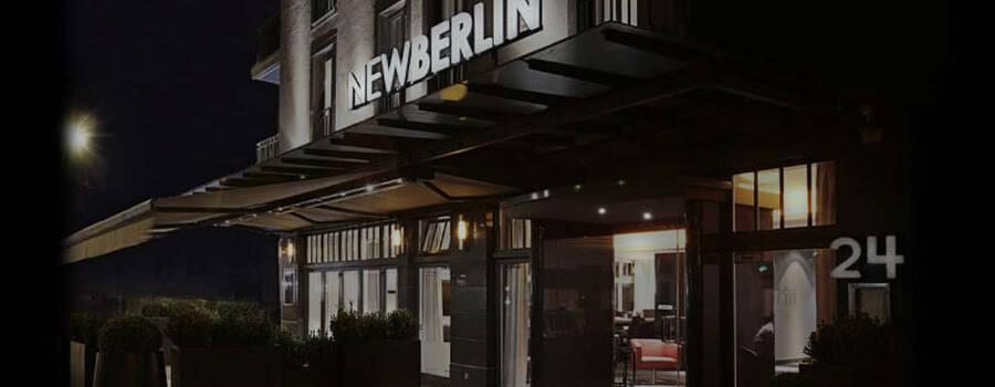 Beispiel: Eingang, Foto: Hotel New Berlin.