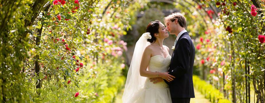 Mariage en Touraine, au château de la bourdaisière.