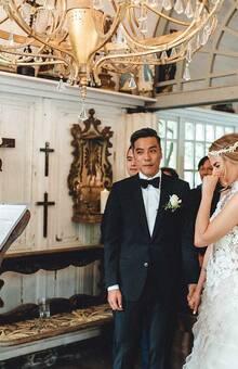 Annie & Kazu by Kreativ Wedding