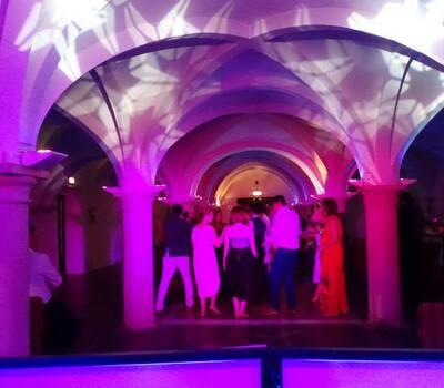 Sistema de Luz para Pista de Dança