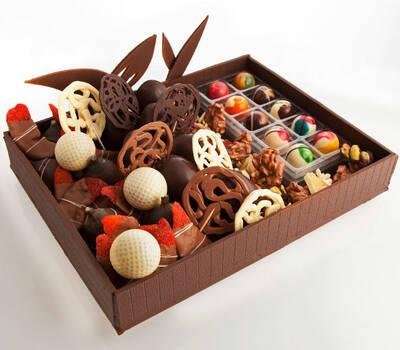 Chocolates paras bodas por Que Bo Chocolatería Mexicana