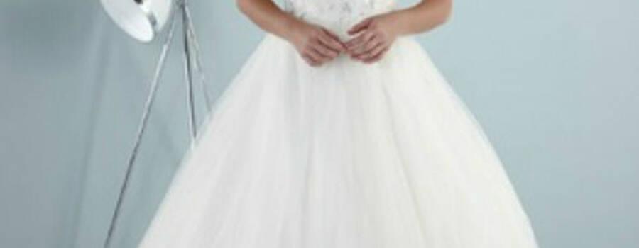 Beispiel: Brautkleid, Foto: Die Brautausstatterin.
