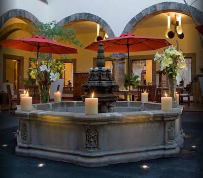 Restaurant Real San Pedro en Tlaquepaque.