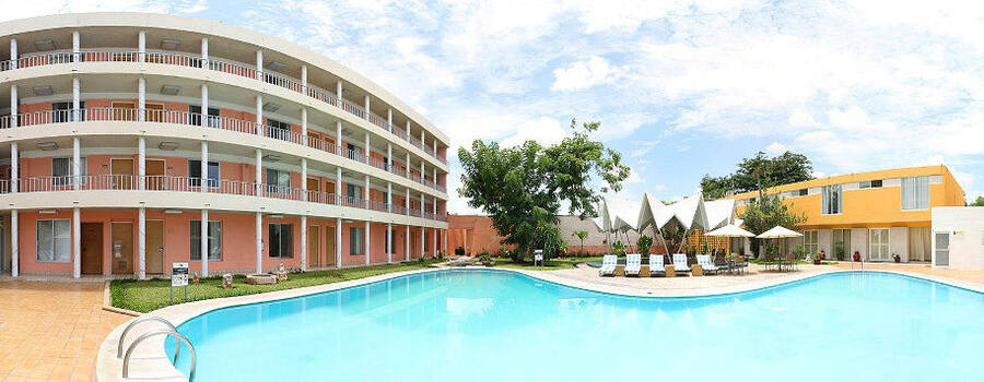 Hotel María del Carmen Mérida