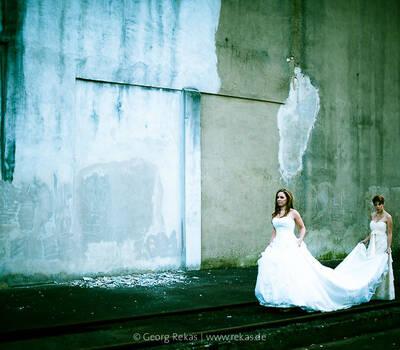 Beispiel: Brautpaar, Foto: Georg Rekas.