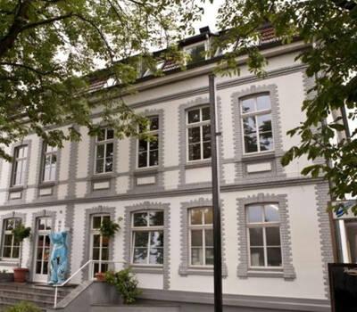 Beispiel: Außenansicht, Foto: Hotel Restaurant Seeterrassen Wandlitzsee.