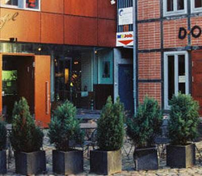 Beispiel: Außenansicht, Foto: Domhof Schwerin.