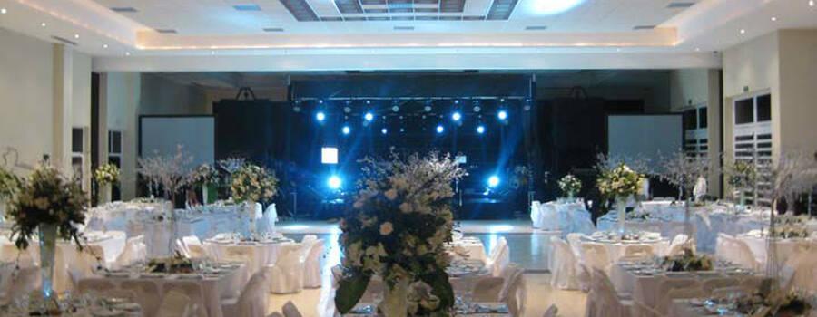 Salón para eventos - Foto Salón Santa Martha