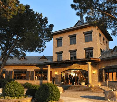 Restaurant El Cim.