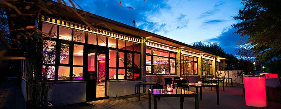 Beispiel: Außenbereich - Terrasse, Foto: Moods Bar & Restaurant.