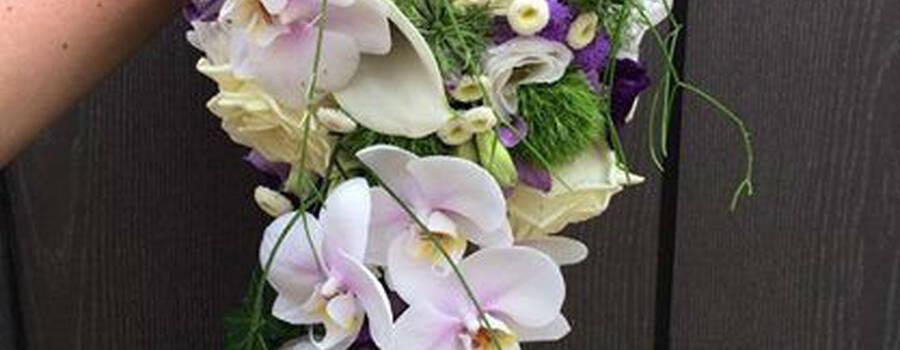 Beispiel: Brautstrauß, Foto: Vitalgarten.