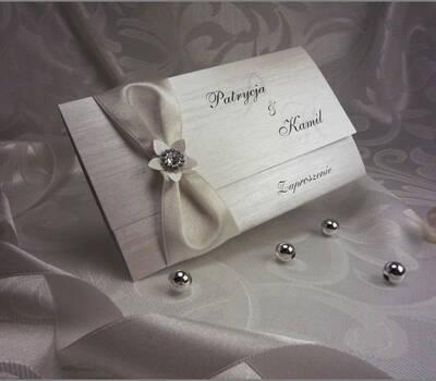 Zaproszenia ślubne Lilly