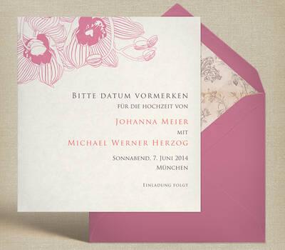 Beschreibung: Virtuelle Einladungskarten Foto: Eventkingdom