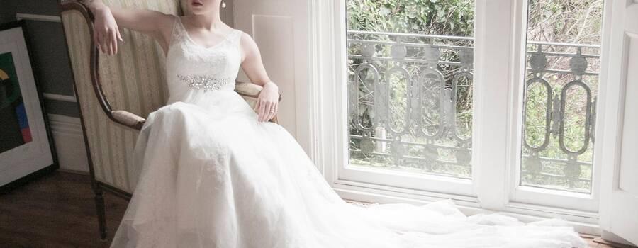 Bijoux de mariage or 18ct et argent 925