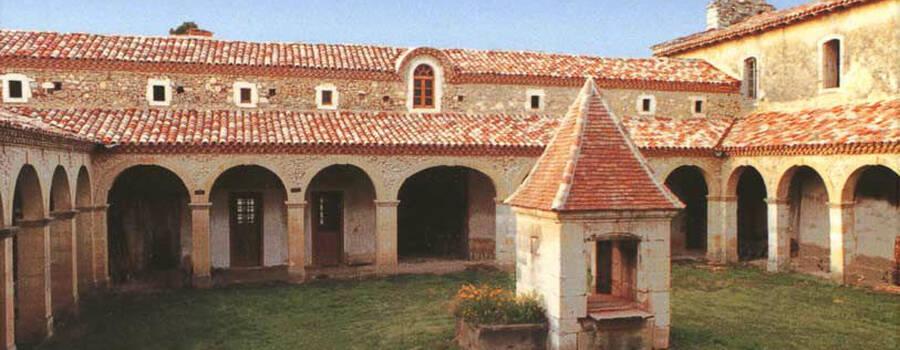 Notre-Dame de Lorette - Le Cloître