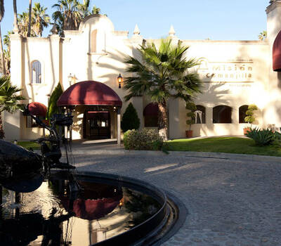 Hotel Misión Comanjilla en Guanajuato