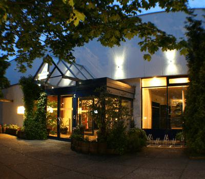 Beispiel: Eingangsbereich, Foto: Seeblick Magdeburg.