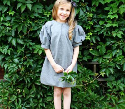 Sukienki dla dziewczynek DECOLOVE