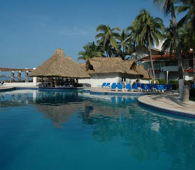 Boda destino en la playa de Ixtapa, Hotel Presidente Intercontinental Ixtapa