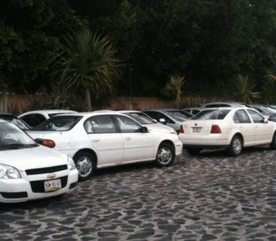 Valet parking (Pro parking)