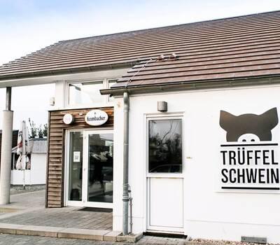 Beispiel: Aussenansicht, Foto: Trüffelschwein.