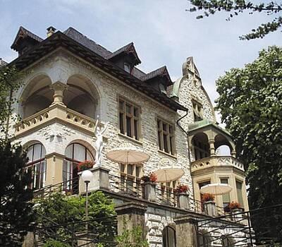 Beispiel: Aussenansicht, Foto: Villa Boveri.