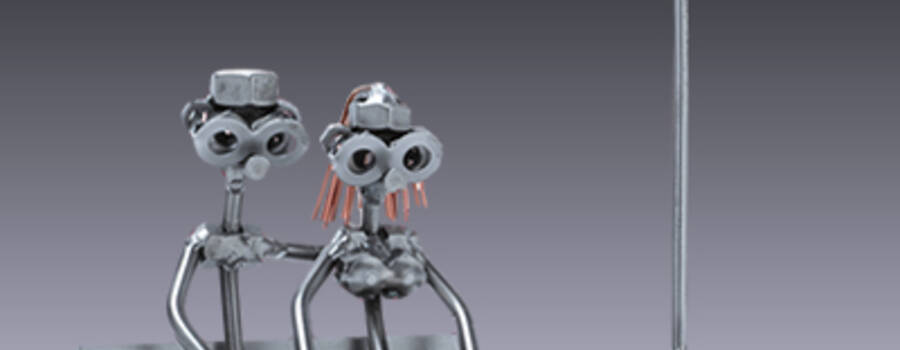 Boystoys HK Design Fotorahmen Liebespaar  Handarbeit Made in Germany! Artikel-Nr.: metallart_039