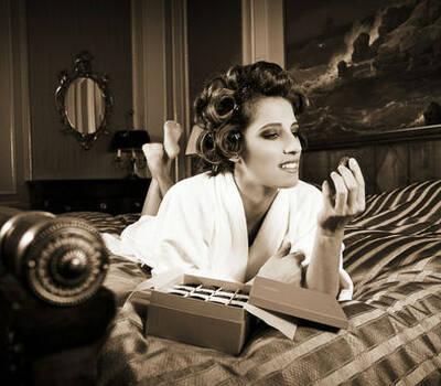 Beispiel: Schön durch Ihren großen Tag, Foto: Make-Ups Basel.