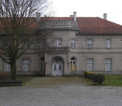 Pałac na Opieszynie