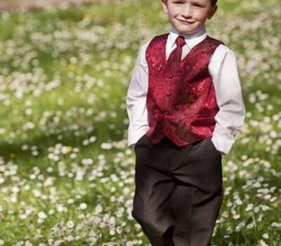 Moda ślubna dla dzieci