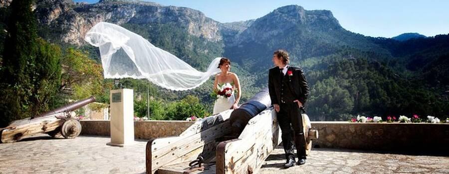 Beispiel: Hochzeitspaar auf Mallorca, Foto: T'estim.