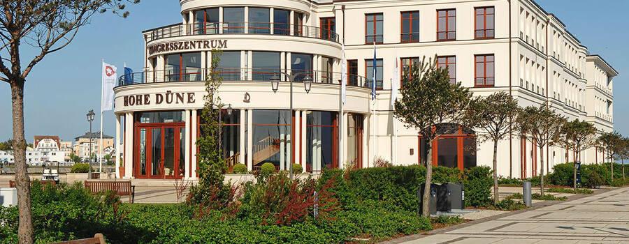 Beispiel: Aussenansicht, Foto: www.hohe-duene.de.