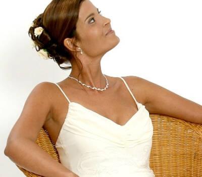 Beispiel: Frisur und Make-up, Foto: Beautypoint.