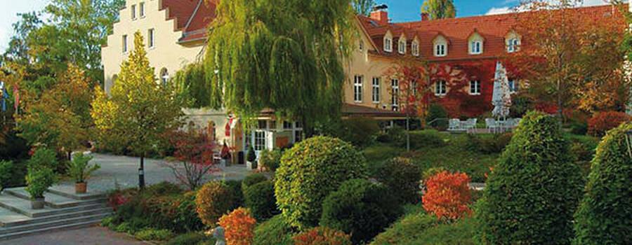Beispiel: Aussenansicht, Foto: Romantik Hotel Dorotheenhof.
