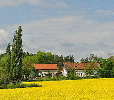 Beispiel: Aussenansicht, Foto: Hesperidengarten.