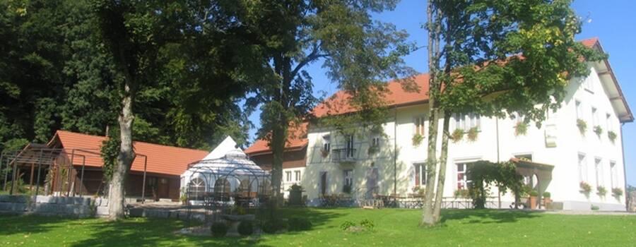 Beispiel: Aussenansicht, Foto: Engelberg.