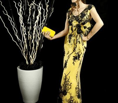 Vestido de Mercedes Alonso