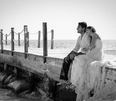Uno Sesenta - Trash the Dress