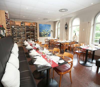 Beispiel: Restaurant, Foto: Restaurant Weinstein.