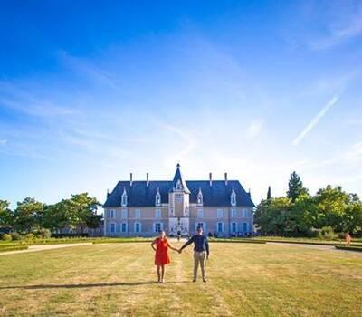 Boda internacional en Sorigny, Francia