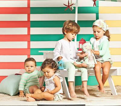 Ropa para niños - Foto NANOS