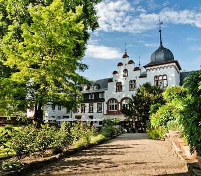 Beispiel: Außenansicht, Foto: Hotel Kronenschlösschen.