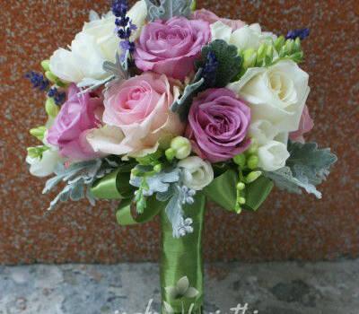 Niezłe Kwiatki, bukiet ślubny