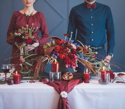 Мастерская цветов и декора Ladybird